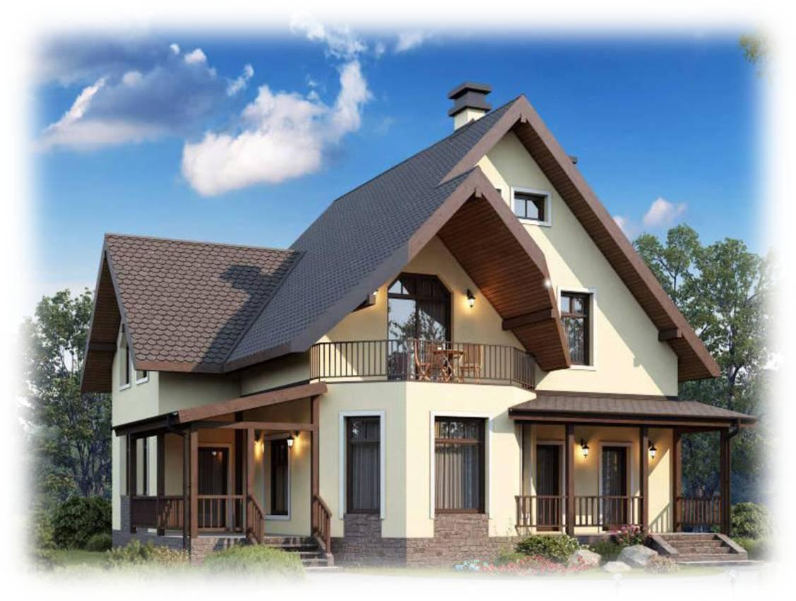 них дизайн крыши дома с мансардой фото стихи