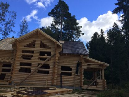 Дом №503 — 172 м2 (15,1 х 9,55)