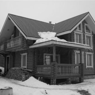 Проект дома №АД-036 — 178 м2 (11 х 11,5)