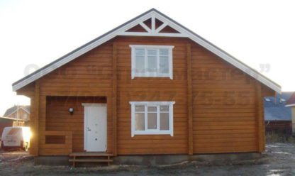 Проект дома №АД-035 — 204 м2 (10 х 12)