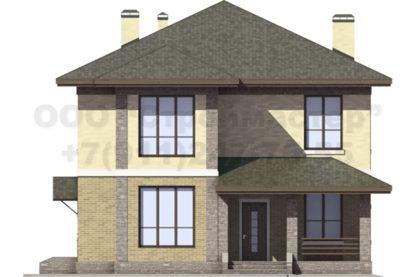 Проект дома С-5 — 206 м2 (11 х 13,64)