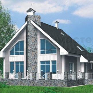 Проект дома № АД-045 — 216 м2 (12 х 9)