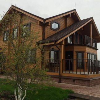 Дом комфортный № 295 — 188 м2 (13 х 9)
