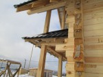 дома из профилированного бруса shaped beam photos