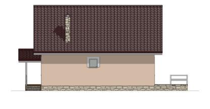 Проект дома № Ок1 — 132 м2 (10 х 8)