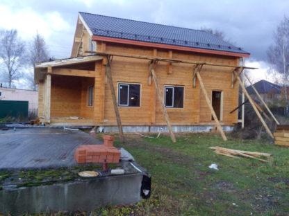 Проект дома № 840 — 197 м2 (10 х 13)