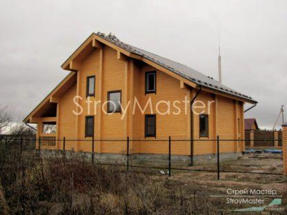 Проект дома № 20 - 225м2 (16,6 х 11,35)