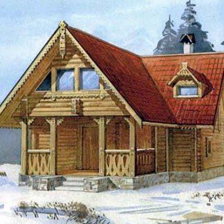Проект дома №М3114 — 102 м2 (9,15 х 10,5)