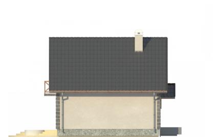 Проект дома № 101 — 108 м2 (8,36 х 8,58)