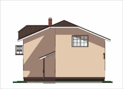 Проект дома №1609 — 209 м2 (10 х 15)