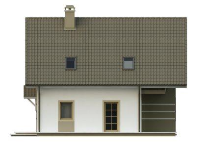 Проект дома ГБН-01 - 130,2 м2 (9,5х9,8)
