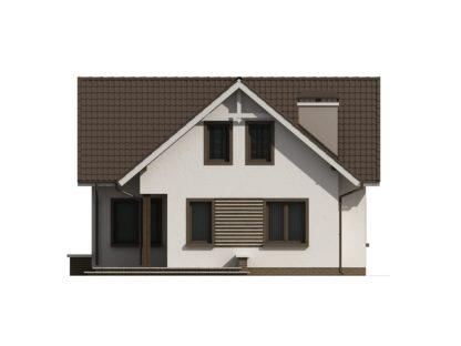 Проект дома ГБН-02 – 143,4 м2 (10,4х9,8)
