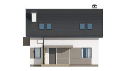 Проект дома ГБН-14 – 131,4 м2 (9х9,5)