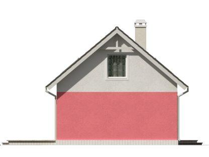 Проект дома ГБН-16 – 117 м2 (7,4х10,4)