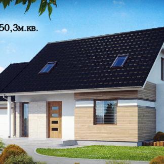 Проект дома ГБН- 32 – 150,3 м2 (13,7х9,0)