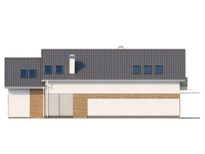 Проект дома ГБН- 38 – 208,6 м2 (18,2х8,3)