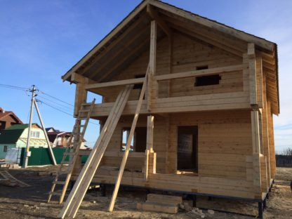 Проект дома № 994 — 156 м2 (7,9 х 10,7)